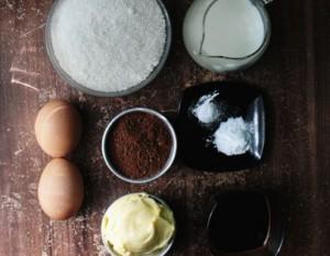 Ингредиенты для такого десерта