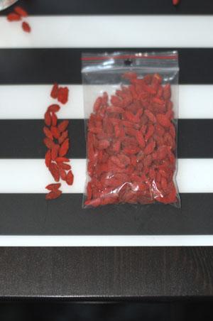 Ожидаемый эффект от ягод годжи