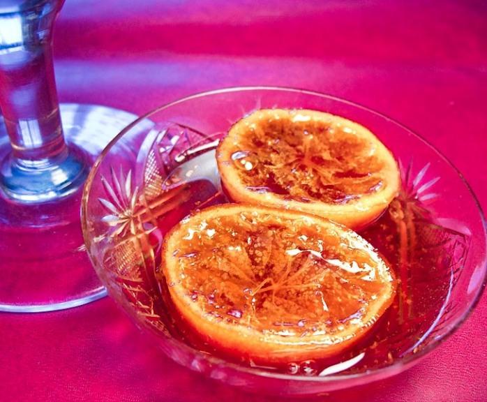 Фото варенья из мандаринов сладкого