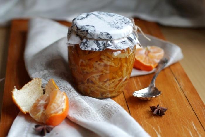 Интересные фото варенья из мандаринов