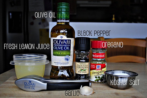 Как приготовить соус для хориатики