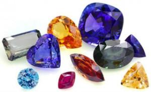 Драгоценные камни подходящие женщине водолею