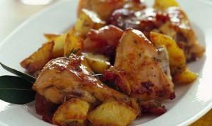 Рецепты приготовления кролика в духовке