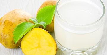 картофельный сок при гастрите нюансы лечения и отзывы вылечившихся