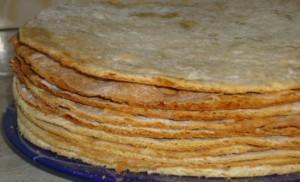 Правильный пошаговый рецепт торта сметанник