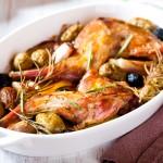 Несколько изумительных рецептов приготовления кролика в духовке