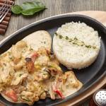 Рецепт курицы с шампиньонами в сливочном соусе и полезные советы приготовления