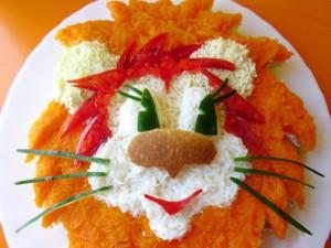 Салат львенок