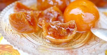 вкусное варенье из мандаринов