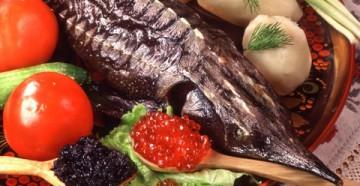 вкусные рецепты приготовления осетра в домашних условиях
