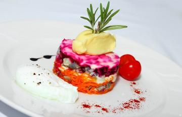 салат королевская шуба рецепт для царского стола в домашних условиях