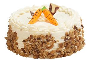 Пирог с морковью и яблоками