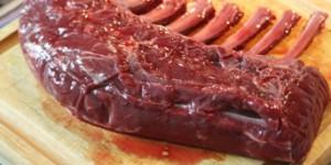 Подбор мяса оленя