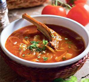 рецепт приготовления суп харчо состав
