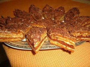 Торт рецепт пища богов