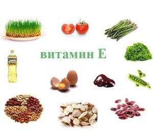 Витамин е суточная норма при планировании беременности