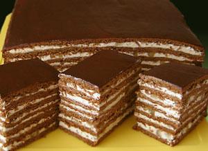 Пошаговый рецепт приготовления торта рыжик