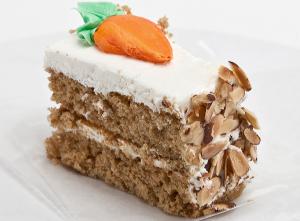 Пирог из моркови по постному рецепту