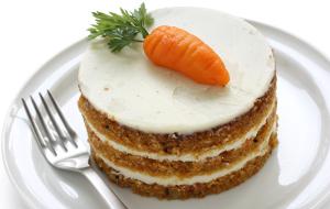 Морковный пирог по постному рецепту