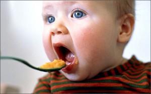 Введение прикорма для трехмесячного ребенка