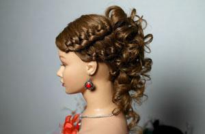 Простые и праздничные варианты плетения на длинные волосы