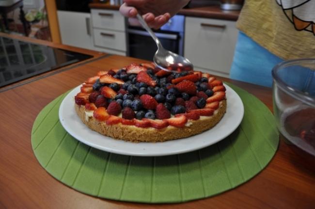 Рецепт как испечь тирольский пирог