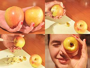 Рецепт приготовления печеных яблок в духовке