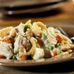 Рецепт салата «Обжорка» с курицей: ингредиенты и полезные советы