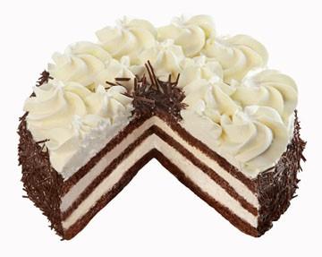 как приготовить торт негр