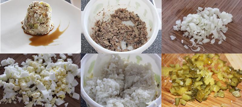 Рецепт приготовления салата