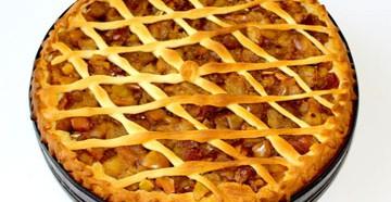простые рецепты домашних пирогов
