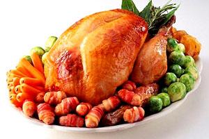 Рождественский гусь рецепт приготовления