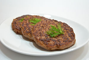 Рецепт печеночных оладьев с рисом