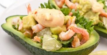 несложные и вкусные рецепты салатов с авокадо на праздничный стол