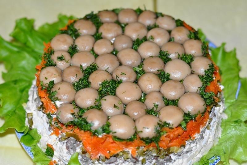 Приготовление блюда дома