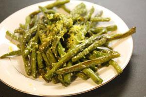 рецепт приготовления фасоли стручковой свежей