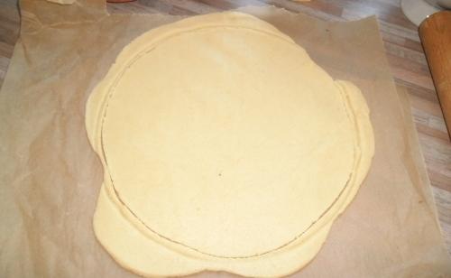 Читаем фото рецепт классического торта наполеон