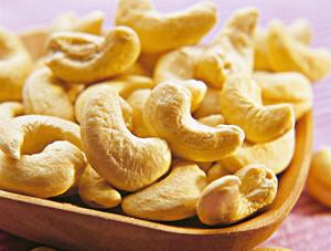 Состав орехов кешью