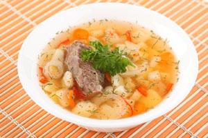 Технология приготовления супа харчо