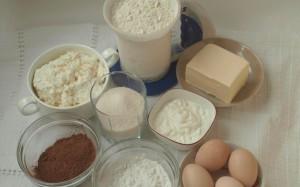 Состав теста для торта
