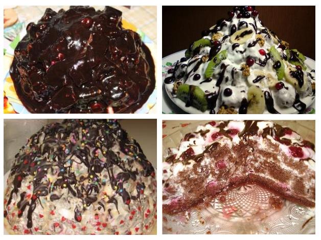 Украшаем и готовим сами торт
