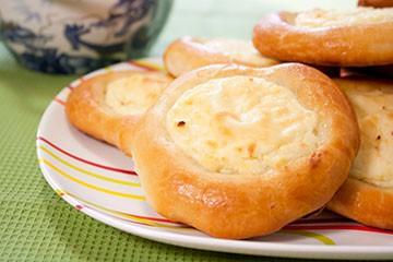 вкусные ватрушки с творогом домашний рецепт как у бабушки