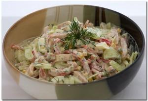Рецепт салата 2