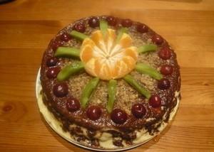 Хороший рецепт торта пища богов
