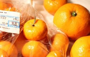 Как выбрать мандарины самому