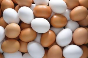 Яйца в тесто