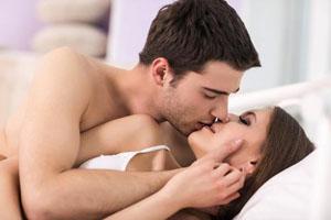 Мужчина дева и женщина рыбы в сексе