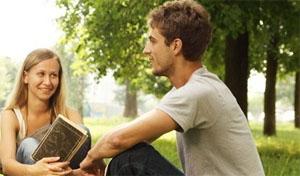 Мужчина водолей и женщина водолей в дружбе