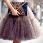 Пышные юбки в стиле New look