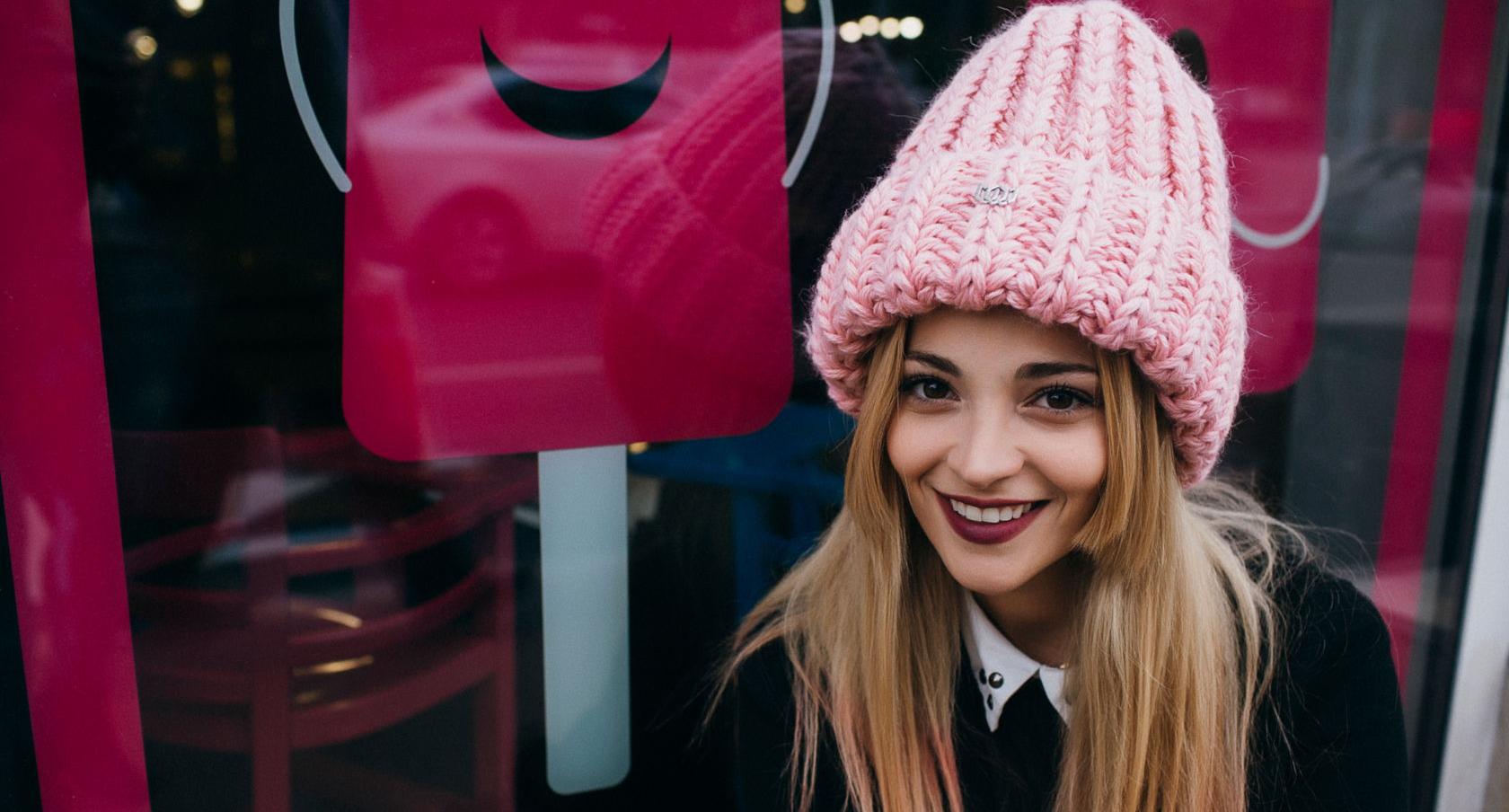Как выбрать женскую шапку на зиму